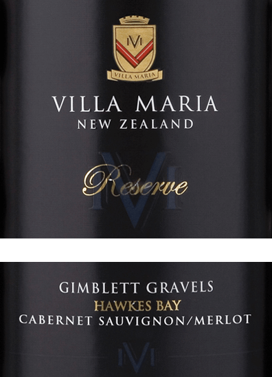 Cabernet Sauvignon Merlot Reserve 2014 - Villa Maria von Villa Maria Estates