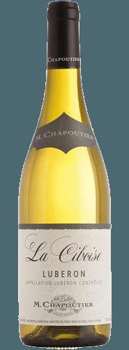 La Ciboise blanc Lubéron AOC 2018 - M. Chapoutier von M. Chapoutier
