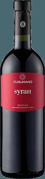 Syrah Terre Siciliane IGT 2019 - Cusumano