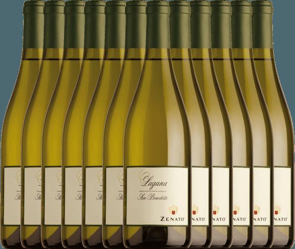 12er Vorteils-Weinpaket - San Benedetto Lugana DOC 2020 - Zenato
