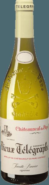 Châteauneuf-du-Pape Blanc AOC 2018 - Vieux Télégraphe