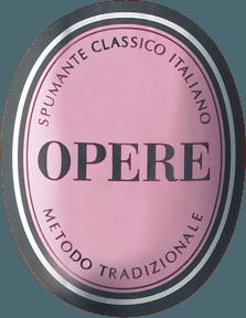 Der Opere Rosé Brut von Opere Trevigiane Spumante Metodo Classico Italiano von Villa Sandi erinnert im Glas an das Rosa der Pfirsichblüten und wird von filigraner, anhaltender Perlage durchzogen. And er Nase entfaltet sich ein elegantes Bukett mit Noten von Himbeeren, schwarzen Johannisbeeren und Anklänge von Hagebutte und Rosenblüten. Vollmundig, fruchtig und frisch am Gaumen, mit anmutiger Perlage, langer harmonischer Nachhall machen diesen Rosé Brut aus Venetien zu einem schönen Erlebnis. Vinifikation des Opere Rosé Brut von Opere Trevigiane Für diesen italienischen Rosé Brut aus Venetien wurden 100% Pinot Noir-Trauben vinifiziert und nach dem Metodo Classico Italiano mit 36 Monaten Flaschengärung auf der Hefe ausgebaut.Abschliessend wird der Wein degorgiert, um die restliche Hefe aus dem Schaumwein zu entfernen, mit etwas Spumante, der sogenannte Dosage wieder aufgefüllt,und mit Sektkorken verschlossen. Food pairing für den Opere Rosé Brut von Opere Trevigiane Probieren Sie diesen fruchtigen Rosé Brut aus Venetien als Aperitif, oder auch als geschmackvoller Begleiter zu Lachs in Kräuterkruste, oder ganz unkompliziert an einem lauen Sommerabend solo auf der Terrasse.
