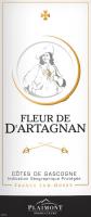 Vorschau: Fleur de d'Artagnan Rouge Côtes de Gascogne 2019 - Plaimont