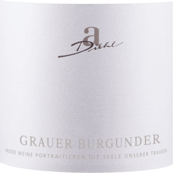 Grauer Burgunder trocken 1,0 l 2019 - A. Diehl von Weingut A. Diehl