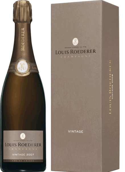 Roederer Brut 1,5 l Magnum in Geschenkverpackung 2012 - Champagne Louis Roederer