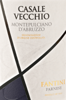 Vorschau: Casale Vecchio Montepulciano d'Abruzzo DOC 2017 - Farnese Vini