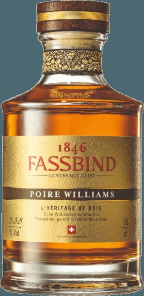 Fassbind Poire Williams - Fassbind