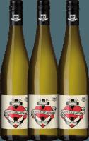 3er Vorteils-Weinpaket - Glaube-Liebe-Hoffnung Riesling 2019 - Bergdolt-Reif & Nett