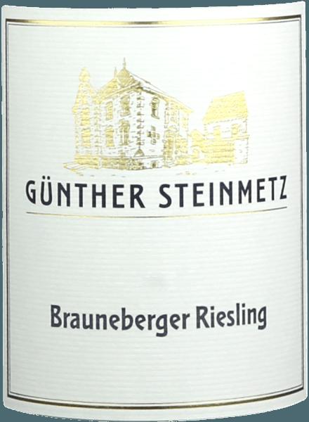 Brauneberger Riesling trocken 2019 - Günther Steinmetz von Weingut Günther Steinmetz