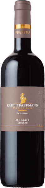 Merlot Selection trocken 2015 - Karl Pfaffmann