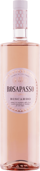 Rosapasso Pinot Nero Rosato 1,5 l Magnum 2019 - Biscardo