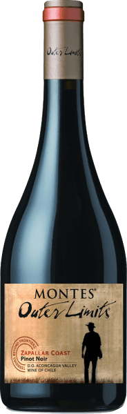 Outer Limits Pinot Noir 2018 - Montes