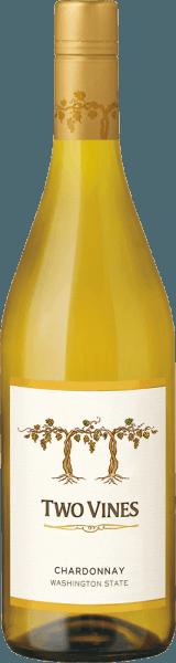Two Vines Chardonnay unoaked 2018 - Columbia Crest von Columbia Crest
