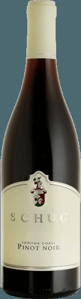 Pinot Noir Sonoma Coast 2017 - Schug Winery