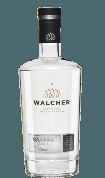 Grappa Bianca Classica - Walcher