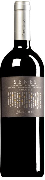 Senes Cannonau di Sardegna Riserva DOC 2015 - Argiolas