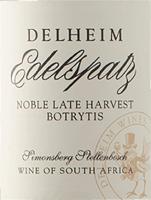 Vorschau: Edelspatz Noble Late Harvest 0,375 l 2019 - Delheim