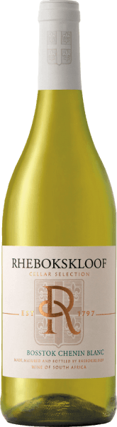 Cellar Selection Bosstok Chenin Blanc 2019 - Rhebokskloof