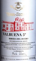 Vorschau: Valbuena 5° Ribera del Duero DOCa 2016 - Vega Sicilia