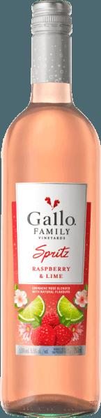 Spritz Himbeere Limette - Gallo Family