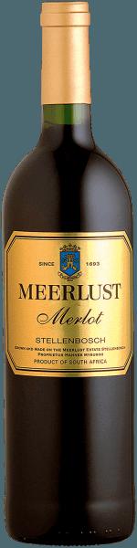 Meerlust Merlot Wine of Origin Stellenbosch 2016 - Meerlust Wine Estate