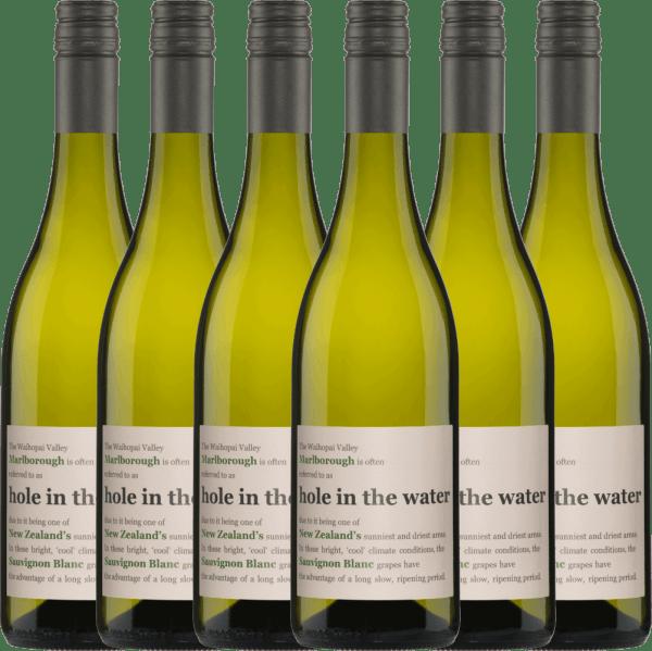 6er Vorteils-Weinpaket - Hole in the Water Sauvignon Blanc 2020 - Konrad Wines