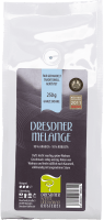 Dresdner Melange ganze Bohne - Dresdner Kaffee und Kakao Rösterei