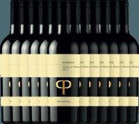 12er Vorteils-Weinpaket - Mandus Primitivo di Manduria DOC 2019 - Pietra Pura
