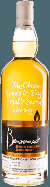 Benromach Schlumberger Edition No. 2 Speyside Single Malt Scotch Whisky - Benromach Distillery