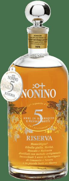 Ùe Riserva 5 Jahre - Nonino Distillatori