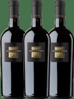 3er Vorteils-Weinpaket - Sessantanni Primitivo di Manduria DOC 2016 - Cantine San Marzano