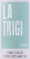 Vorschau: Pinot Grigio Terre Siciliane IGT 1,5 l Magnum 2019 - La Trigi