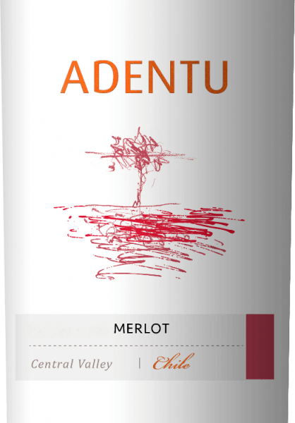 Adentu Merlot 2018 - Viña Siegel von Viña Siegel
