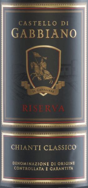 Chianti Classico Riserva DOCG 2015 - Castello di Gabbiano von Castello di Gabbiano