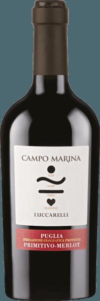 Campo Marina Primitivo Merlot Puglia IGP 2019 - Luccarelli