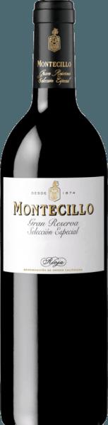 Montecillo Gran Reserva Selección Especial Rioja DOCa 2001 - Bodegas Montecillo von Bodegas Montecillo