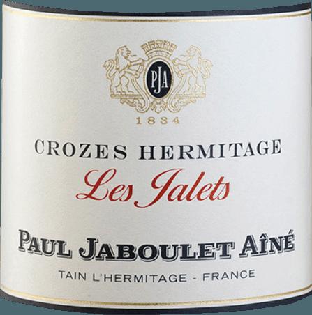 Les Jalets Blanc 2018 - Paul Jaboulet Aîné von Paul Jaboulet