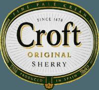 Vorschau: Croft Original Pale Cream Sherry - Gonzalez Byass