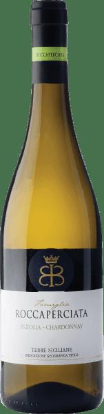 Roccaperciata Inzolia Chardonnay Sicilia IGT 2019 - Roccaperciata