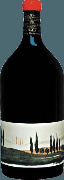 Nobile Il Caggiole Vino Nobile di Montepulciano DOCG 3,0 l Doppelmagnum in OHK 2013 - Poliziano