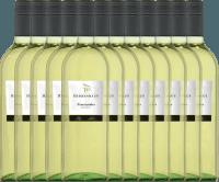 12er Paket - Weißer Winzer-Glühwein Herrenhaus Feuerzauber - Lergenmüller