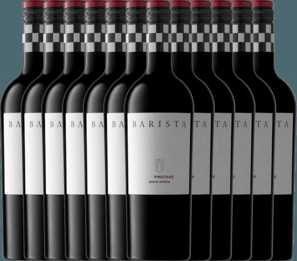12er Vorteils-Weinpaket - Pinotage Western Cape 2020 - Barista