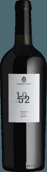 Since 1952 Brindisi Riserva DOC 2018 - Cantina Sampietrana