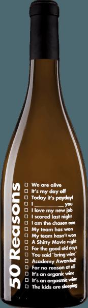 50 Reasons Sauvignon Blanc DO 2019 - Neleman