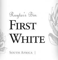 Vorschau: Ruyter's Bin First White Stellenbosch 2020 - KWV