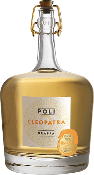 Cleopatra Moscato Oro Grappa in GP - Jacopo Poli