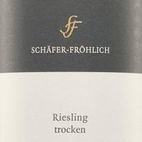Vorschau: Riesling trocken 2020 - Schäfer-Fröhlich