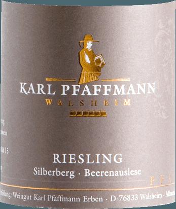 Riesling Beerenauslese 0,375 l 2015 - Markus Pfaffmann von Markus Pfaffmann (Karl Pfaffmann)