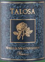Vorschau: Vino Nobile di Montepulciano Riserva DOCG 2015 - Fattoria della Talosa