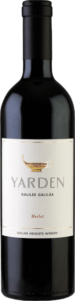 Yarden Merlot 2017 - Golan Heights Winery